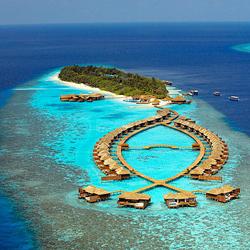 5* Lily Beach Resort & Spa - Maldives - (7 Nights)