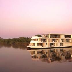 5* Zambezi Queen Safari Boat - Botswana - 2 Nights