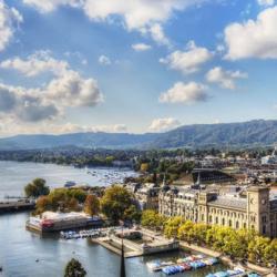 Xmas Getaways - Zurich, Lucerne and Lake Constance  (3 Nights / 4 Days)
