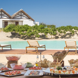 5* Diamonds Mequfi Beach Resort - Pemba - Mozambique - 4 Nights