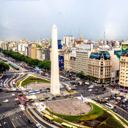 4* Amerian Buenos Aires Park Hotel - Buenos Aires (5 Nights)