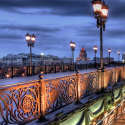 Eternal Volga - Moscow to Saint Petersburg (7 Nights)