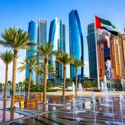 3* Howard Johnson Hotel Abu Dhabi - Abu Dhabi (4 Nights)