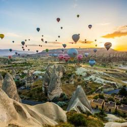 Istanbul & Cappadocia Tour - Turkey (6 Days / 5 Nights)