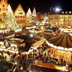 Xmas Getaways - Munich & Nuremberg (3 Nights / 4 Days)