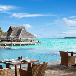 5* Taj Exotica Resort and Spa - Maldives (7 Nights)