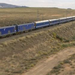The Blue Train - Pretoria to Cape Town or Vice Versa (2 Nights)