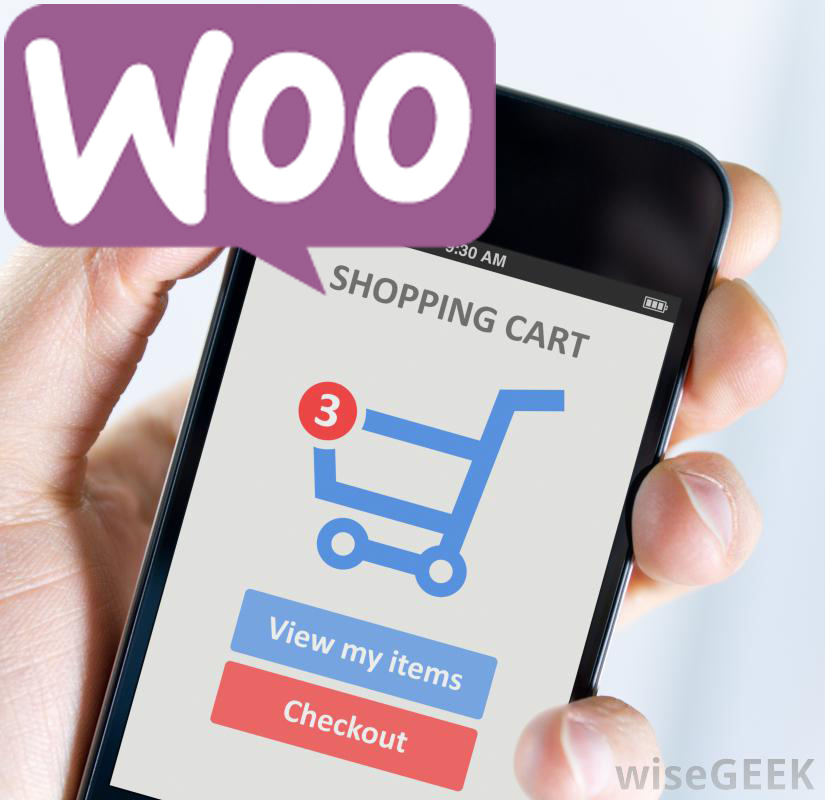 mobile ecommerce with woo commerce