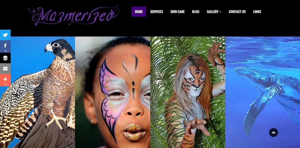 website-mazmerized