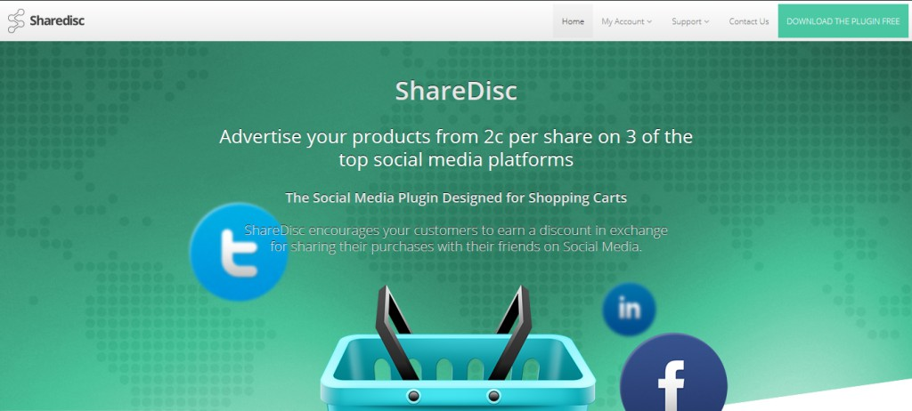 website-sharedisc