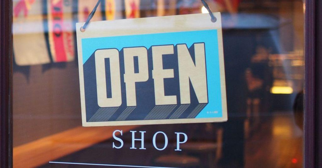Open for Business - eCommerce Website Development