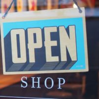 Open for Business - eCommerce Website Development